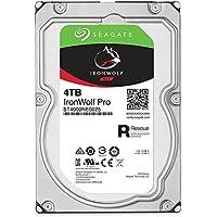 """2 Pack Seagate IronWolf Pro 3.5"""" 4TB Internal Hard Drive"""