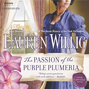 The Passion of the Purple Plumeria Hörbuch