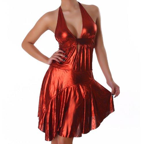 nummer-zwoelf - Vestido - para mujer Rojo
