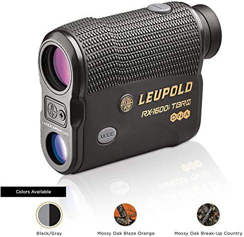 Leupold RX-1600i TBR Laser Rangefinder, Black – 173805