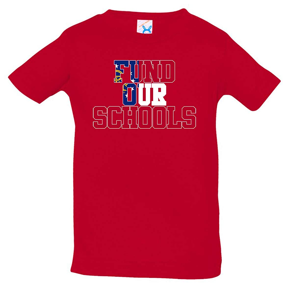 Tenacitee Babys Fund Our Georgia Schools Shirt