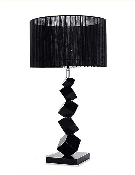 KXBYMX,Lámpara de escritorio nórdica Lámpara de mesa de dormitorio ...