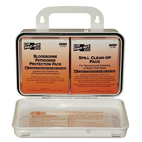 pac-kit-by-first-aid-only-3060-27-piece-small-industrial-blood-borne-pathogens-protection-kit-4-1-2-