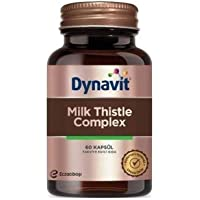 Dynavit Milk Thistle Complex Takviye Edici Gıda 60 Kapsül