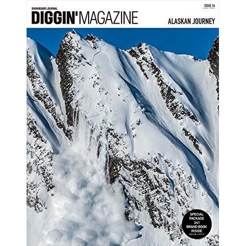 DIGGIN' MAGAZINE 表紙画像