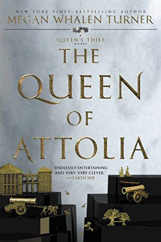 Amazon.com: The Queen of Attolia (The Queen's Thief Book 2) eBook ...