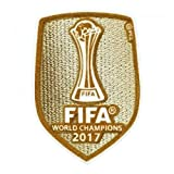 fifa champions patch - FIFA 2017 World Club Champions Badge / Patch for Real Madrid Jersey
