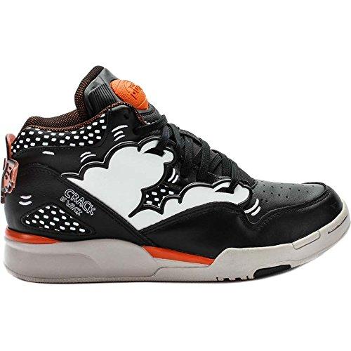 Reebok Pump Omni Lite (Keith Haring) - Black / Orange, 13 D US