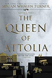 The Queen of Attolia (The Queen's Thief Boo