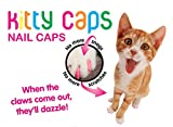 Kitty Caps Nail Caps for Cats, 1 Set