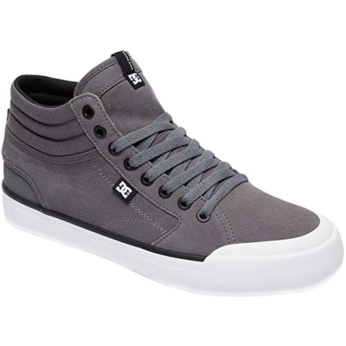 DC Shoes Men's Evan Smith Hi S High Top Skate Shoes Pewte...