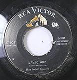 mike pedicin quintet 45 RPM mambo rock / d-e-v-i-l