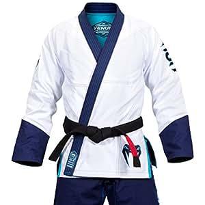 Venum Koi Absolute BJJ GI Limited Edition - White/Blue - A1