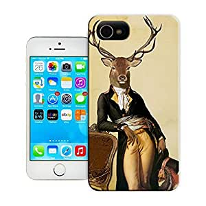 Unique Phone Case Deer Print Chair Hard Cover for 5.5 inches iphone 6 plus cases-buythecase