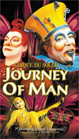Cirque du Soleil - Journey of Man [VHS]