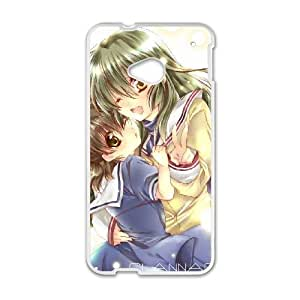 Clannad HTC One M7 Cell Phone Case White gift pp001_6234723