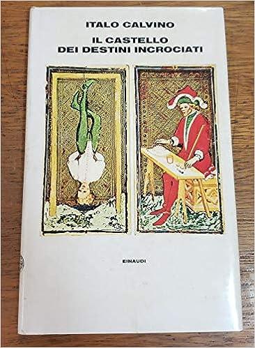 Letti A Castello Incrociati.Amazon It Il Castello Dei Destini Incrociati Calvino Italo Libri