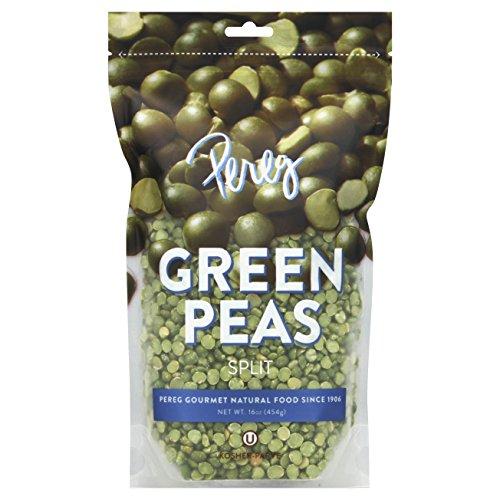 Pereg Gourmet Bean Split Grn Pea 16 Oz by Pereg Gourmet Spices