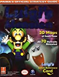 Luigi's Mansion: Prima's Official Strategy Guide