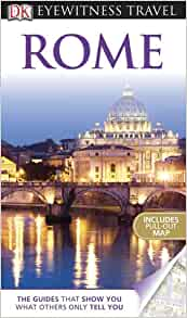 Rome then and now in overlay book