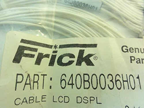 Frick 640B0036H01 LCD Display Cable