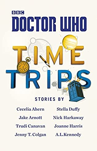 book cover of Doctor Who: Time Trips: The Collection