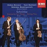 Schnittke: String Trio / Berg-Schnittke: Canon / Schnittke: Concerto for Three / Minuet