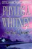 Amethyst Dreams, Phyllis A. Whitney, 067977436X