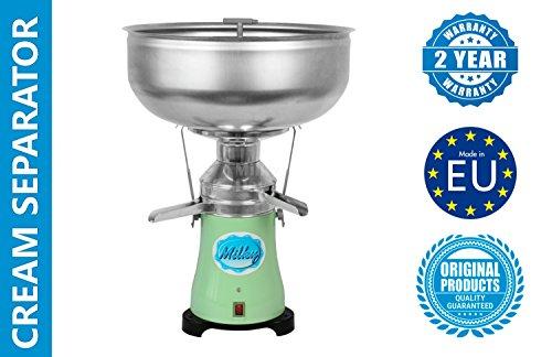 Cream separator Milky FJ130 ERR (115V), 34 gallons / hour