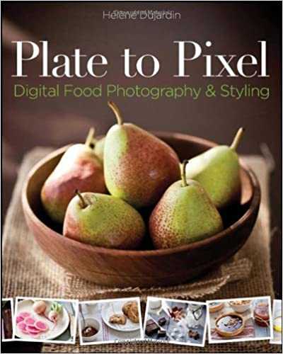Plate to Pixel is out of print, but thankfully you can still buy it used!