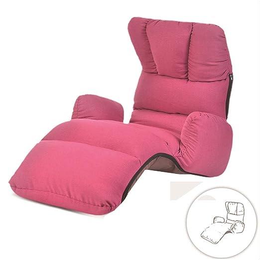 Lazy Couch Bean Chair Silla Sofá Cama Plegable Sillón Trasero ...
