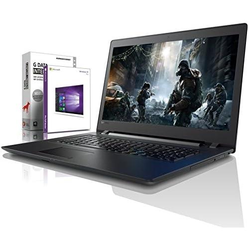 Lenovo (17,3 Zoll) Notebook (Intel Pentium 4415U Dual Core 2x2.30 GHz, 4GB DDR4 RAM, 640GB S-ATA HDD, Intel HD 610, HDMI, Webcam, Bluetooth, USB 3.0, WLAN, Windows 10 Prof. 64 Bit) #5457