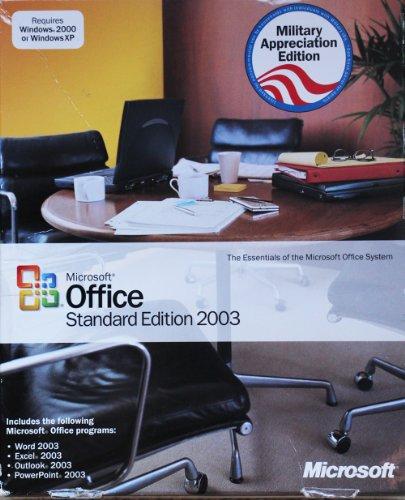 Win32 En Cd - Office Military 2003 WIN32 English Us CD