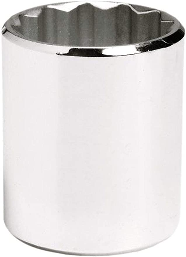 Sunex 234md 1//2-Inch Drive 34-mm Deep Impact Socket