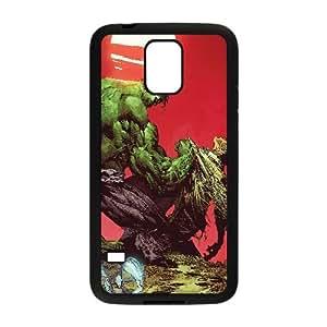 Hulk Comic Samsung Galaxy S5 Cell Phone Case Black gife pp001_9282504