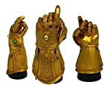 SDCC 2019 Thanos Infinity Gauntlet Snap PX Desk