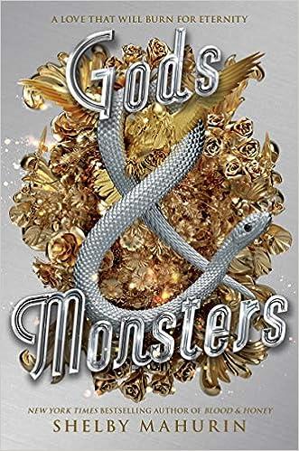 Amazon.com: Gods & Monsters (Serpent & Dove, 3) (9780063038936): Mahurin,  Shelby: Books