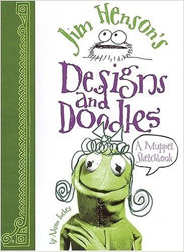 Book Jim Henson's Designs and Doodles: A Muppet Sketchbook
