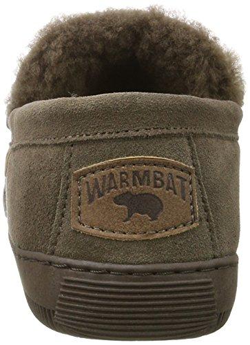 Grizzly Pebble hombre Zapatillas Marrón 88 Warmbat para Aqffwx0C