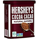 HERSHEY'S Unsweetened Cocoa Powder for Baking, Gluten Free. 652g