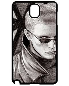 William C. Valdez's Shop 8411779ZB643377165NOTE3 Tpu Fashionable Design Resident Evil Samsung Galaxy Note 3 phone Case