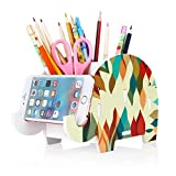 COOLBROS Elephant Pen Holder & Cell Phone Stand Stationery Organizer FE Deal (Small Image)