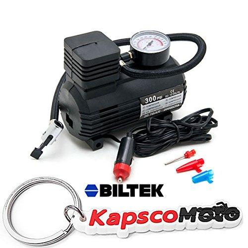 Biltek NEW Portable Mini Air Compressor Electric Tire Inflat