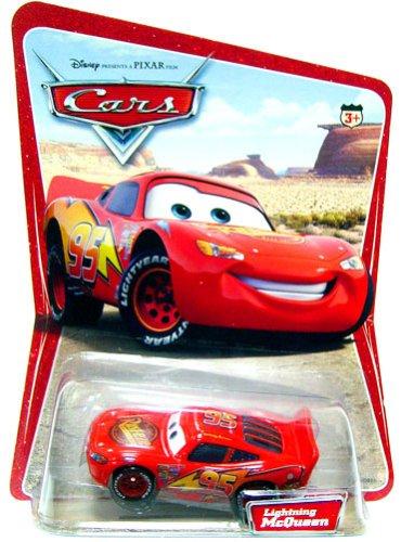 Disney Cars Series 1 Original Lightning Mcqueen 155 Scale Die Cast Car