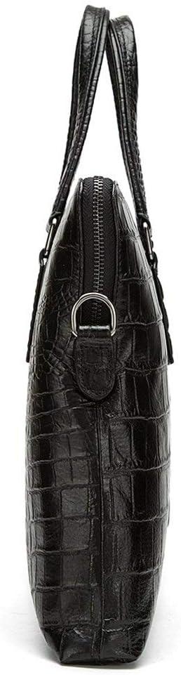 XiaoZou Leather Briefcase Messenger Bag Business Bag Black Laptop Tote Unisex Laptop Case Messenger Bag Mens Vintage Handmade Leather