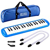 CAHAYA Melodica 37 Keys Pianica with Long Pipe
