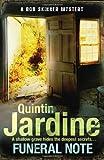 Funeral Note, Quintin Jardine, 0755356950