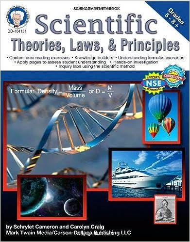 ((REPACK)) Scientific Theories, Laws, And Principles, Grades 5 - 12. Compass GRANIT Ciudad fuerte Kelly