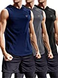 Best Gym Tanks - Neleus 3 Pack Workout Athletic Gym Muscle Tank Review