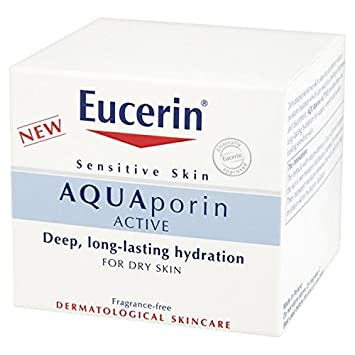 eucerin aquaporin active for dry skin review